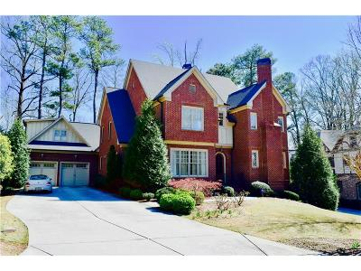 Single Family Home For Sale: 509 S Westminster Way NE