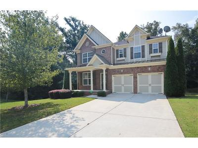 Alpharetta Single Family Home For Sale: 5053 Weathervane Drive
