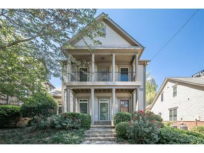 Single Family Home For Sale: 1264 Fowler Street NW