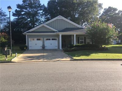 Cartersville Single Family Home For Sale: 22 Barrett Lane SE