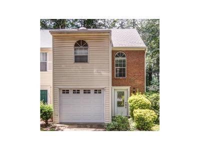 Marietta Condo/Townhouse For Sale: 655 Coventry Township Lane