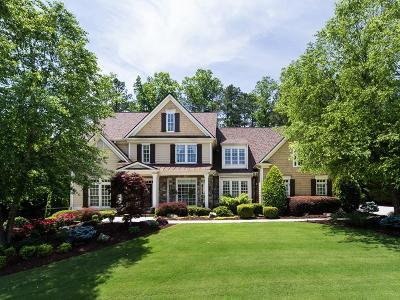 Alpharetta Single Family Home For Sale: 1515 Dartmouth Road