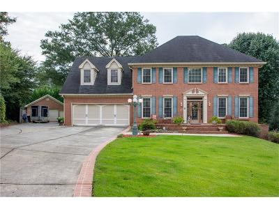 Lilburn Single Family Home For Sale: 4040 Water Oak Terrace