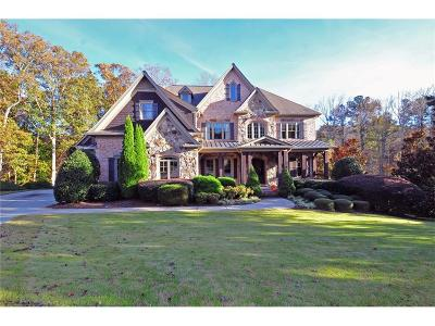 Cumming Single Family Home For Sale: 2455 Bute Cliff Trace