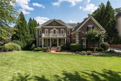 Marietta GA Single Family Home For Sale: $1,399,000