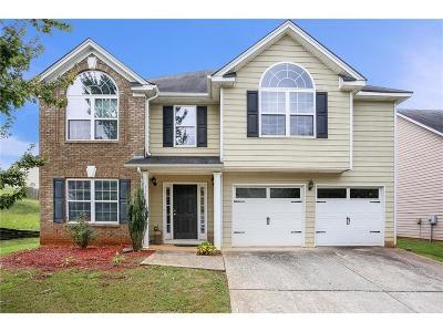 Carroll County, Coweta County, Douglas County, Haralson County, Heard County, Paulding County Single Family Home For Sale: 2593 Grayton Loop