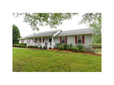 Powder Springs Single Family Home For Sale: 5716 Hill Road