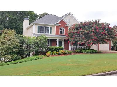 Powder Springs Single Family Home For Sale: 5275 Harbor Cove Lane