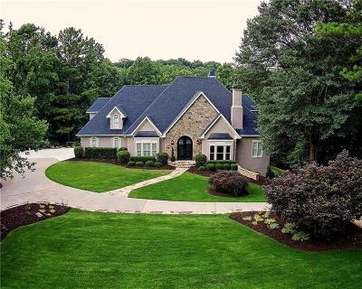 Milton  Single Family Home For Sale: 2380 Hopewell Plantation Drive