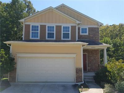 Sugar Hill Single Family Home For Sale: 6904 Barker Station Walk