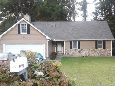 Single Family Home For Sale: 1231 Summit Links Court