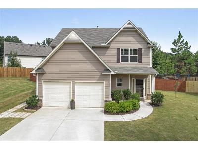 Acworth Single Family Home For Sale: 1955 Dakota Drive NW