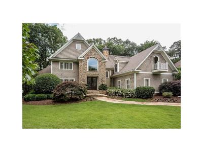 Alpharetta, Atlanta, Dunwoody, Johns Creek, Milton, Roswell, Sandy Springs Single Family Home For Sale: 5365 Chelsen Wood Drive