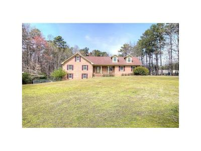 Lawrenceville Single Family Home For Sale: 1955 Old Fountain Road