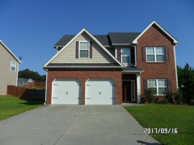 Cartersville Single Family Home For Sale: 8 McKinley Court SE