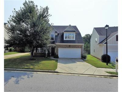 Carroll County, Coweta County, Douglas County, Haralson County, Heard County, Paulding County Single Family Home For Sale: 1016 S Creek Drive