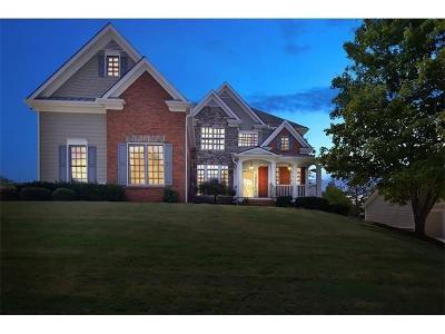 Acworth Single Family Home For Sale: 43 Applewood Lane