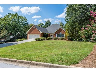 Grayson Single Family Home For Sale: 2400 Waterton Ridge Trail