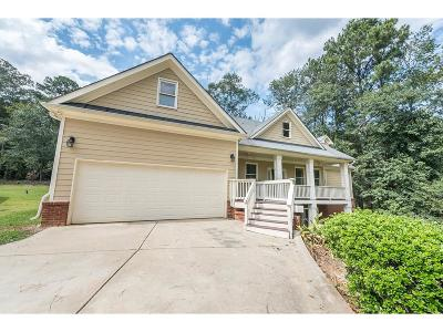 Lilburn Single Family Home For Sale: 4485 Riverside Drive SW