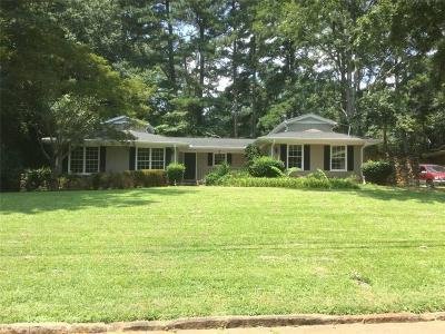 Tucker Single Family Home For Sale: 2776 Smithsonia Way