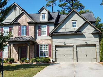 Single Family Home For Sale: 591 Crosswinds Circle