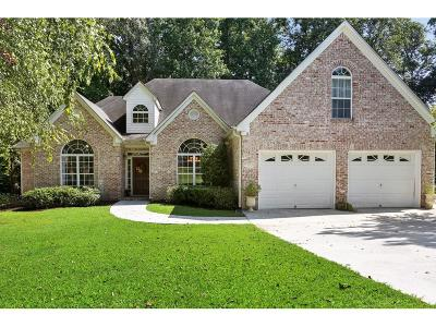 Powder Springs Single Family Home For Sale: 4039 Heritage Crossing Point