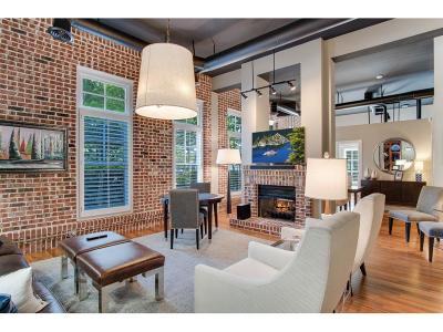 Brookhaven Condo/Townhouse For Sale: 1461 Village Park Court NE #29