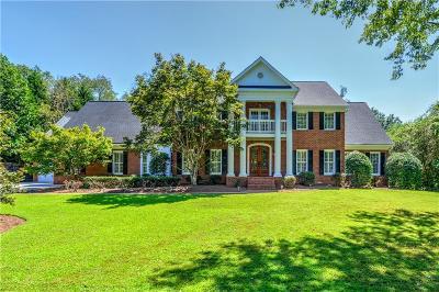Marietta Single Family Home For Sale: 4366 Columns Drive