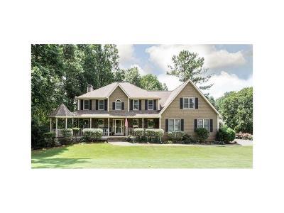 Acworth Single Family Home For Sale: 5705 Brookstone Walk