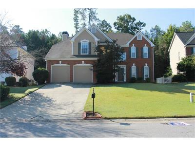 Kennesaw Single Family Home For Sale: 3023 NW Cranbrook Walk NW