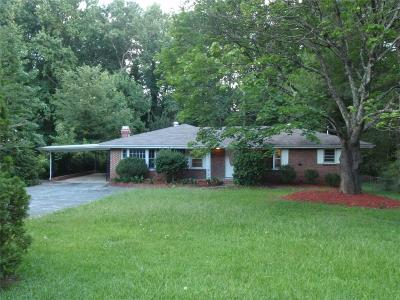Mableton Single Family Home For Sale: 1350 Old Alabama Road SW