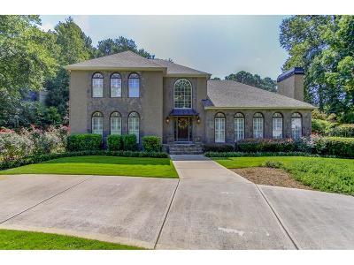Newnan Single Family Home For Sale: 70 White Oak Drive
