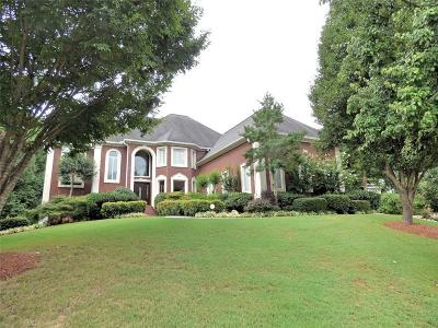 McDonough Single Family Home For Sale: 133 Somerset Hills