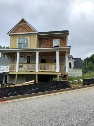 Grant Park Single Family Home For Sale: 1389 Marion Street SE