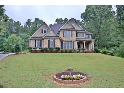 Acworth Single Family Home For Sale: 68 Satterfield Court