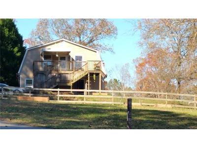 Acworth Single Family Home For Sale: 6399 Collins Road NW