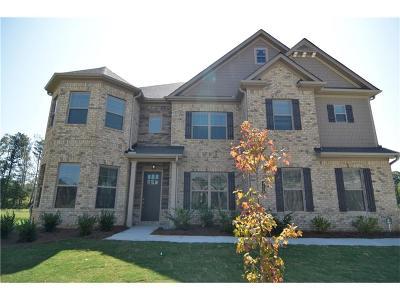 Cumming Single Family Home For Sale: 6735 Yellow Birch Street W