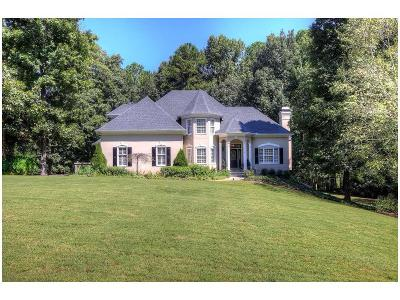 Powder Springs Single Family Home For Sale: 5204 Old Mountain Court