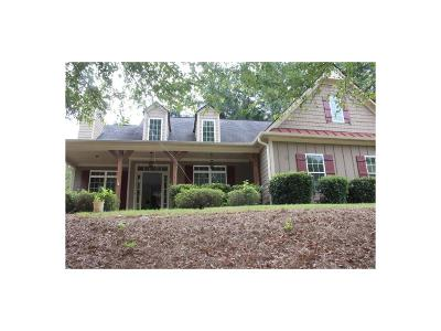 Hiram Single Family Home For Sale: 90 Temperence Way
