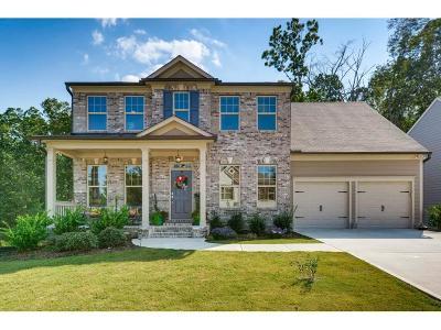 Buford Single Family Home For Sale: 5037 Fellowship Drive