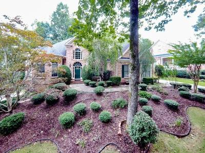 Canton Single Family Home For Sale: 621 Lake Overlook Drive