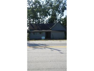 Austell Single Family Home For Sale: 2761 Joe Jerkins Boulevard