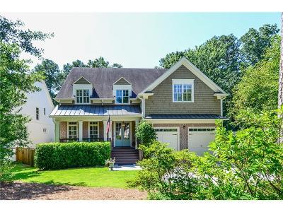 Brookhaven Single Family Home For Sale: 1523 Cortez Lane NE