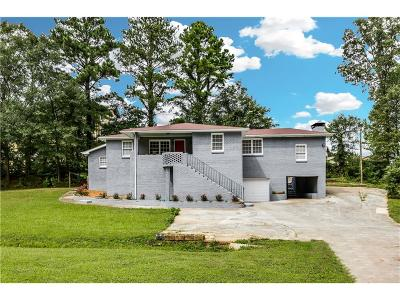 Smyrna Single Family Home For Sale: 89 Gordon Circle SE