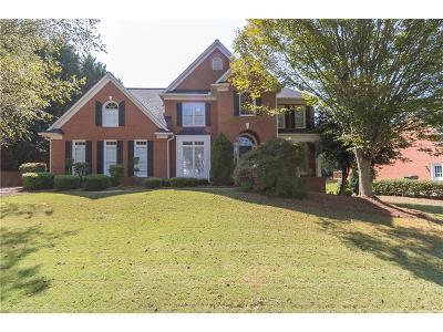 Marietta Single Family Home For Sale: 2095 Kinsmon Drive