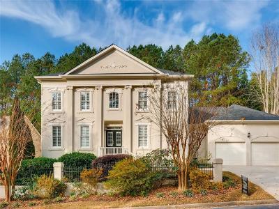 Johns Creek Single Family Home For Sale: 370 Rainbow Row Court
