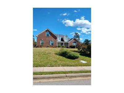 Covington Single Family Home For Sale: 120 Glen Echo Drive