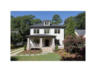 Decatur Single Family Home For Sale: 229 Garland Avenue
