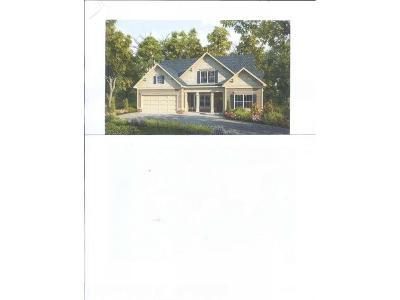 Dallas Single Family Home For Sale: 124 Mount Vernon Ridge