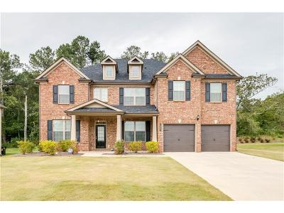 Alpharetta Single Family Home For Sale: 4505 NE Mossbrook Circle